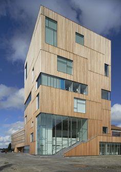 Umeå Art Museum / Henning Larsen Architects / Sweden
