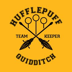 Shop hufflepuff hufflepuff t-shirts designed by QUIDDITCHLEAGUE as well as other hufflepuff merchandise at TeePublic. Arte Do Harry Potter, Harry Potter Films, Harry Potter Houses, Harry Potter Aesthetic, Harry Potter Fandom, Harry Potter World, Hufflepuff Merchandise, Hufflepuff Pride, Harry Potter Wallpaper