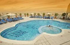 Robinson travel | Towers Rotana, Spojené arabské emiráty, Dubaj , 22.04.16, Raňajky