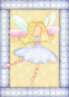 My 4 Granddaughters Ballet Illustration, Cute Illustration, Fairy Paintings, Baby Witch, Cartoon People, Baby Fairy, Country Paintings, Doodle Sketch, Cute Images