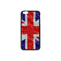 Union Jack Flag iPhone6 Case Case for iPhone 6 Plus.Flag of Great Britain design iPhone 6 case. This flag design makes a great gift for any flag lover #justbyjulie #londonflag