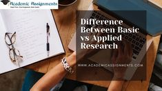 Difference Between Basic vs Applied Research #basicresearch #appliedresearch #researchpaper Research Paper, Different, Thesis, Letter Board, Writer, Presentation, Student, Writers, Authors