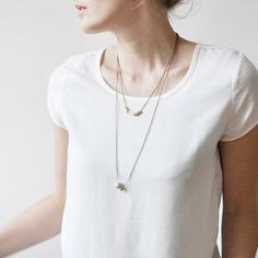 KETTE marble & gold von na.hili auf DaWanda.com