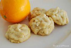 Orange Creamsicle Cookies - Life In The Lofthouse