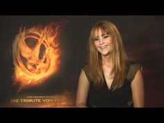 """VIDEO: Jennifer Lawrence sat down with BravoTV, and was asked to finish sentences relating to The Hunger Games. For example, the first sentence is """"If I could have taken something from the film set it would have been…"""" Her answers are adorable! Check it out!"""