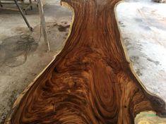 Wooden Tables, Dining Tables, Dining Room, Wood Table Design, Slab Table, Bespoke Furniture, Wood Furniture, Wood Slab, Natural Shapes
