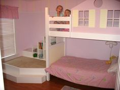 Life According to JC: Bunk Bed Project