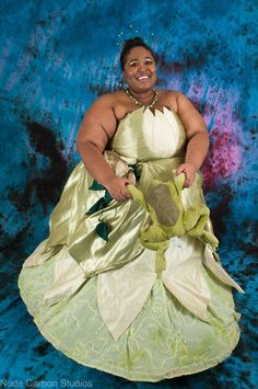Plus Size Cosplay SHERO- Brichibi Cosplays