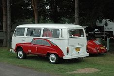fast VW bus
