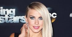 Julianne Hough's hair is still healthy after perming and dying her locks platinum blonde — find out how she does it