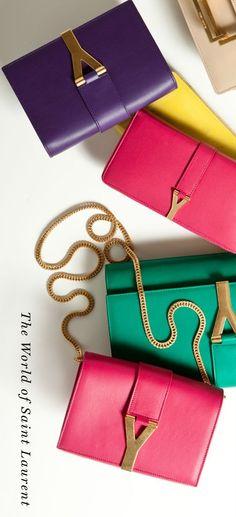 Yves Saint Laurent  ♥✤   Keep the Glamour   BeStayBeautiful