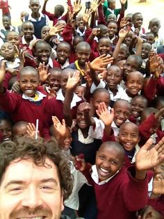 Another fab photo from our work in Kenya. Here are the children from Mavindini School. Thanks to Just a Drop, Africa Sand Dam Foundation and the Brooks Foundation, these kids all have clean reliable, safe water for drinking, cooking and washing. Find out more about the project here: http://www.justadrop.org/…/ken…/mavindini-and-thavu-schools/