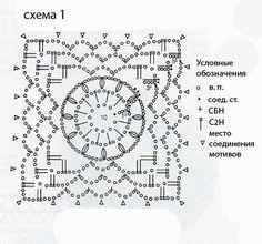 Diagram pattern for 'Pretty Green Shawl'.