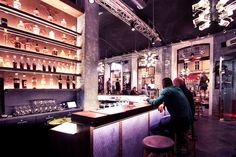 Addicted to Rock Store (Austria), International Bar | Restaurant & Bar Design Awards
