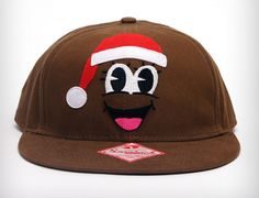 Mr. Hankey Snapback Hat by SOUTH PARK