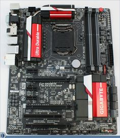Gigabyte Z87X-UD4H Motherboard