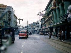 Rachawong Intersection, 1961
