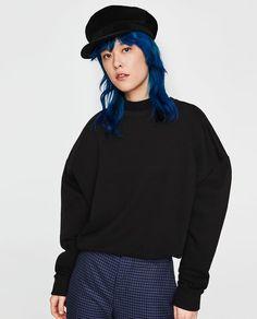Image 2 of CORDUROY NAUTICAL CAP from Zara
