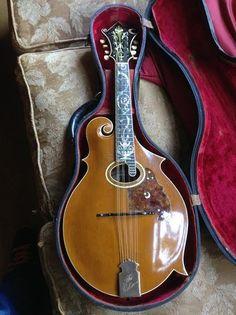 Mandolin Archive - Style F4 Mandolin 5260