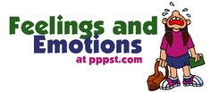 Feelings, Emotions, Dealing with Anger - FREE powerpoints, interactive activities