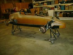 Formula Vee for sale on sracing website.  Caracal Clone