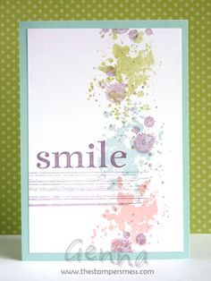 The Stampers Mess - Cards, Scrapbooking and other Papercraft Creations using Stampin' Up! products