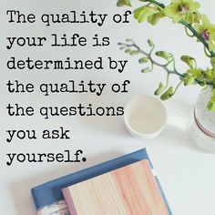 """The quality of your life is determined by the quality of the questions you ask yourself."" // The BEST LIFE EVER Weekly Planner has questions proven to elevate your quality of life productivity fulfillment & happiness. Pre-order yours TODAY & receive it in time to start 2017 in style! http://ift.tt/2gDQe4s  #2017 #newyear #holiday #christmas #rockyourweek #bestlifeever #plannerjunkie #planner #calendar #tasks #todos #purpose #business #instadaily #instagood #instafamous #quoteoftheday…"