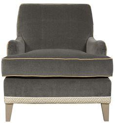 Vanguard Furniture: 9034-CH - Onondaga (Club Chair)
