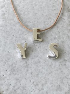Excited to share this item from my shop: Initial necklace silver initial necklace letter necklace initial pendant letter pendant silver letter necklace Letter Pendants, Initial Pendant, Coin Pendant, Sterling Silver Initial Necklace, Sterling Silver Jewelry, Layered Necklaces Silver, Silver Bracelets, Silver Gifts, Initials