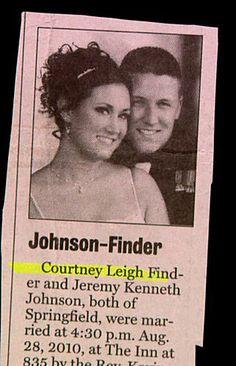 Funny Wedding Names - Wedding Photography