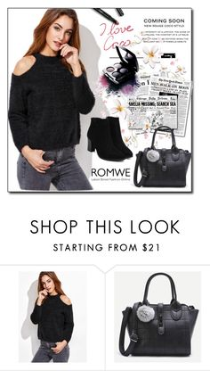 """""""ROMWE 3"""" by woman-1979 ❤ liked on Polyvore featuring Avon"""