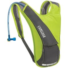 CamelBak- Hydration backpack that holds up to 4L of water.