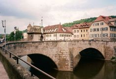 schwäbisch hall - Google-Suche Beste Hotels, Places To Visit, Germany, Traditional, Mansions, House Styles, Google, Prague, Old Town