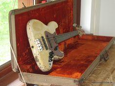Fender Jazzbass 1962