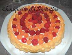 gâteau léger aux framboises Tupperware