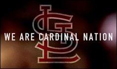 Proud to be a cardinal:)