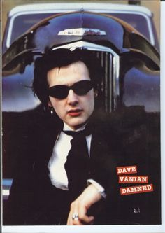 The Damned's Dave Vanian