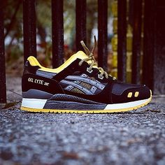 ASICS Gel Lyte III x Ronnie Fieg, Re-releasing with new cord shoe lace
