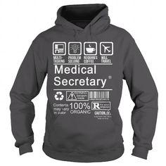 I Love  MEDICAL SECRETARY - CERTIFIED JOB TITLE T shirts #tee #tshirt #Job #ZodiacTshirt #Profession #Career #secretary