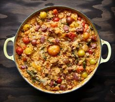 Gojee - Seafood Paella by Adventures in Cooking