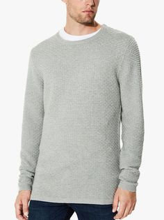 At Evolve Clothing we provide the widest range of clothes from shirts to suits and everything in between. Evolve Clothing, The Selection, Crew Neck, Men Sweater, Clothes For Women, Knitting, Trending Outfits, Grey, Sweaters