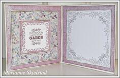 Mariannes papirverden.: Sketchy Colors - Skisseutfordring