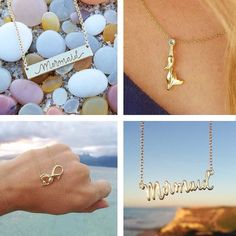 Mermaid jewelry sale ends today! Grab one of these lovelies at seatailshop.com before prices go up! (HUGE BONUS  use code 30JEWELS for an extra 30% off Today Only! Don't miss it)  These are the best gifts. Super high quality and they go with everything! All designs available in Silver & Gold  Follow link in profile  Congrats again winners of the jewelry giveaway @bria.cutrer @aloha_storm @fancy_mii & Jenny Ham  #mermaid #mermaidjewelry #mermaidnecklace #barnecklace #oceanjewelry #seatail…