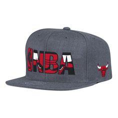 15d5c6ac45b Insider Reflective Snapback Chicago Bulls Chicago Bulls