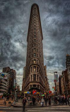 New York, The Flat-Iron