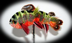 Pat Cohen's Brook Trout. Fantastic talent! For more fly fishing info follow and subscribe www.theflyreelguide.com Also check out the original pinners/creators site and support