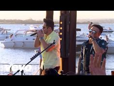 Matheus & Kauan - A Rosa E O Beija-Flor - Na Praia Ao Vivo - YouTube