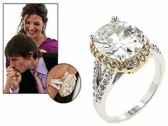 jackie kennedy original engagement ring - Google Search
