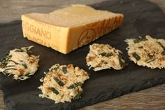 Never Settle for Croutons: Herbed Parmesan Crisps http://www.cheeserank.com/recipes/walnut-parm-crisps/