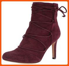 Vince Camuto Women's Chenai Ankle Bootie, Cabernet, 7 M US - All about women (*Amazon Partner-Link)